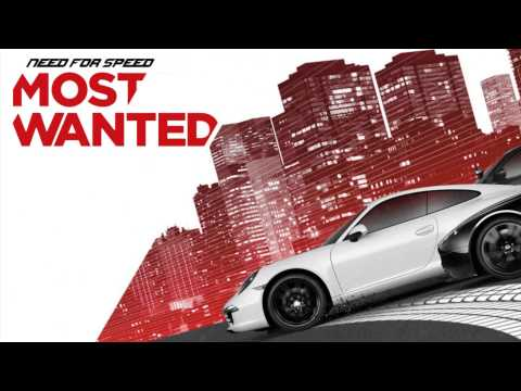 NFS Most Wanted 2012 Soundtrack  13 Dizzee Rascal  Bonkers