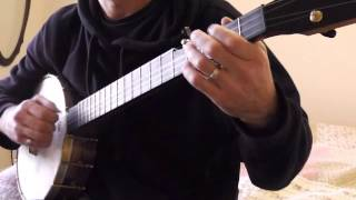 Clawhammer Banjo - John Brown