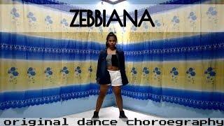 SKUSTA CLEE - Zebbiana (Original Dance Choreography) // Seysey Mesina
