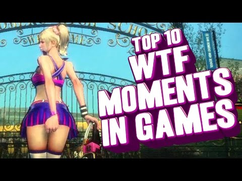 Download Top 10 - WTF moments in gaming