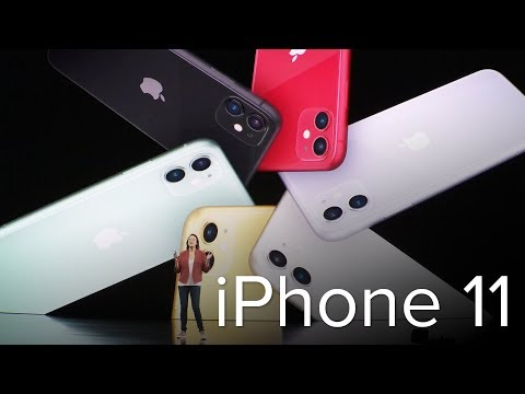 iPhone 11 announcement: Top features in 5 minutes