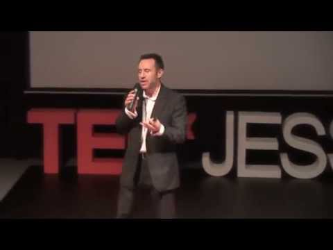 Adrian Hayes on Happiness -- TEDx