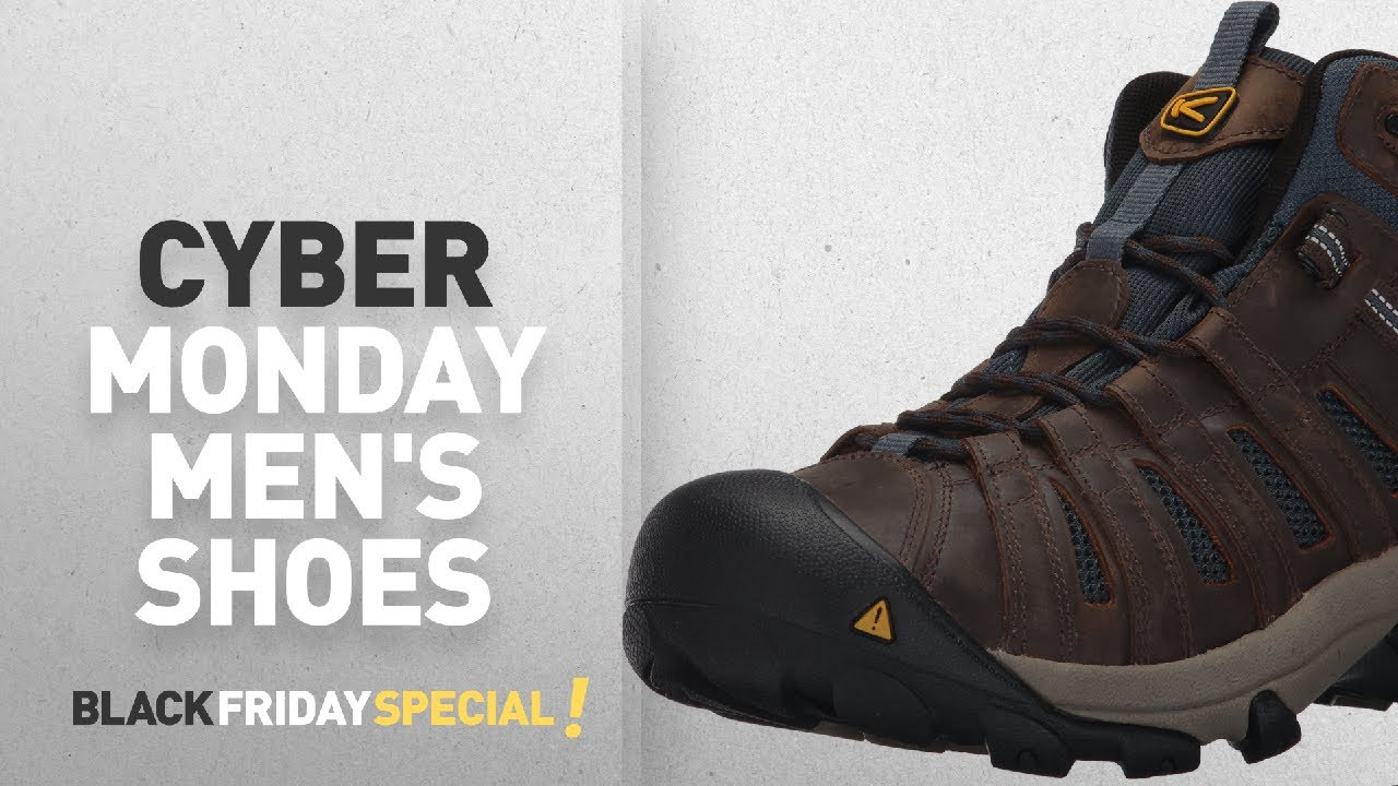 42d9a04daa2 Cyber Monday Keen Utility Men's Shoes: Keen Utility Men's Cody Mid Soft Toe  Waterproof Industrial
