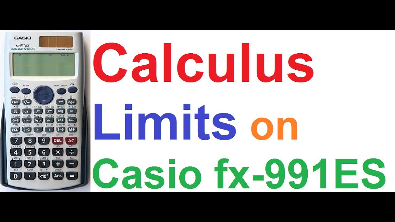 Limit problems with trig, part 1 youtube.