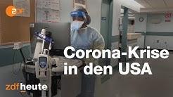 #MyCorona: Krisenalltag in den USA