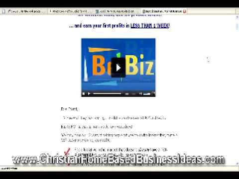 BeBiz Review | Best Way to Start a Home Business