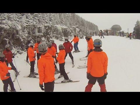 The Berkeley Institute Ski Trip Montage