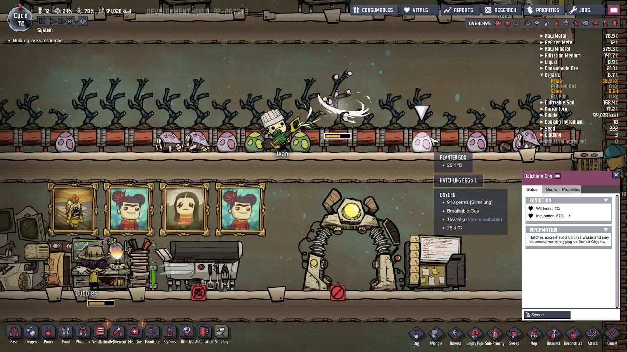 [HUN] System 8 (Cool Steam Vent) (Ranching Upgrade Mark II) - Oxygen not  Included