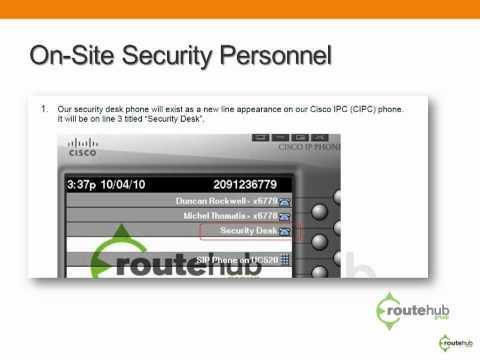 Deploying Cisco Emergency Responder (CER) Training (Preview)