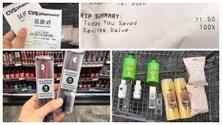 Mi Compra en CVS || 10 Productos GRATIS