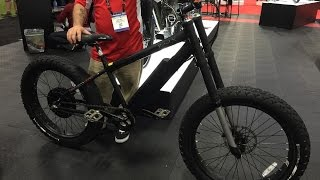 ProdecoTech Electric Bikes | Interbike 2015 | Electric Bike Report