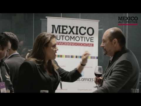 Mexico Business Automotive Networking Cocktail - Icone Films