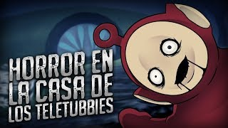HORROR EN LA CASA DE LOS TELETUBBIES ⭐️ Slendytubbies 3 | iTownGamePlay