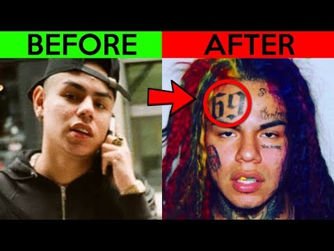 HOW 6IX9INE BRAINWASHES HIS LISTENERS W KEKE, KOODA & GUMMO