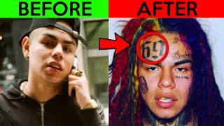 HOW 6IX9INE BRAINWASHES HIS LISTENERS... (W/ KEKE, KOODA & GUMMO)
