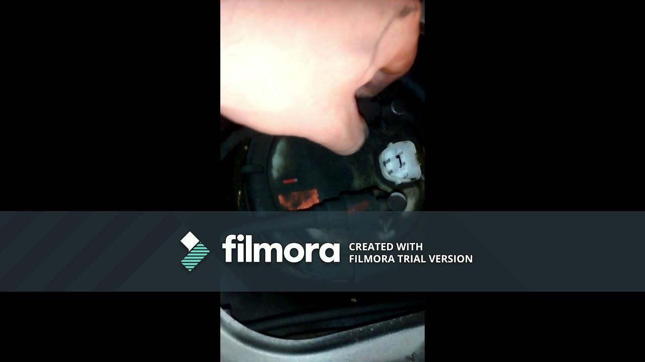 2004 honda pilot fuel filter fuel strainer misfier stalling engine [ 1280 x 720 Pixel ]