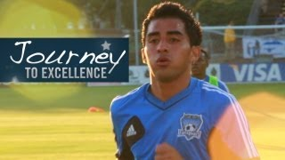 Journey to Excellence - Rafael Baca
