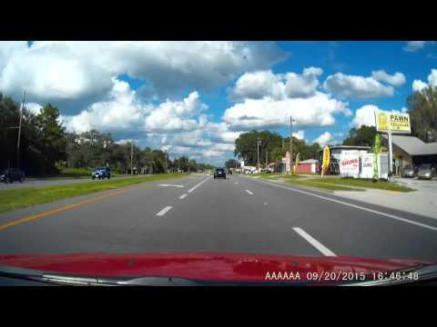 Casual Sunday drive through Safety Harbor and Oldsmar, Florida