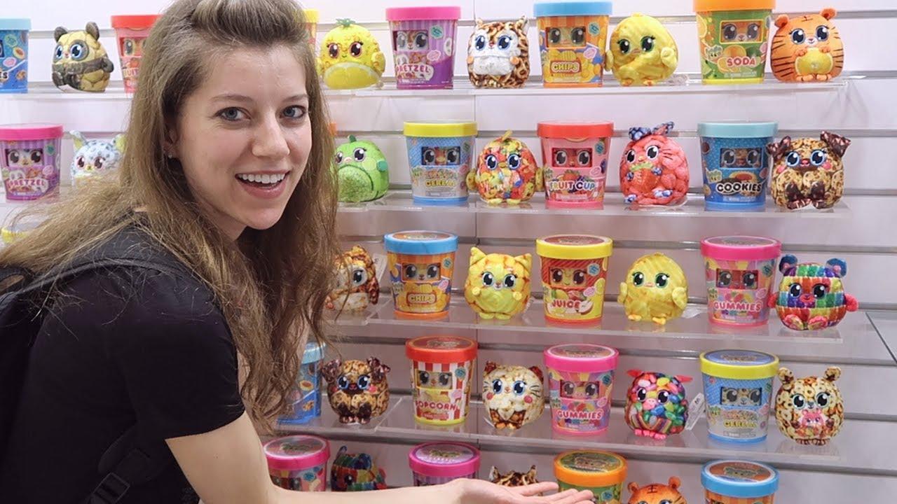 Toy Fair 2019 Maya Toys New Orbeez Wow World Foodie