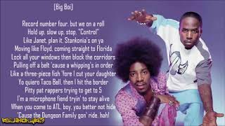 OutKast - B.O.B. (Lyrics)