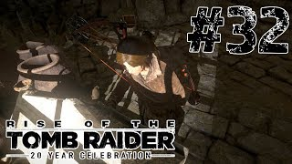 Let's Play Rise of The Tomb Raider #32 [German]