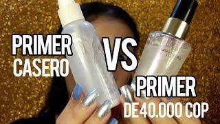 Primer Casero VS Primer de 40.000 COP | Sophia Morillo
