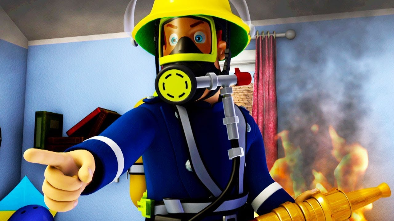 Sam le pompier en francais meilleur de julie semaine - Same le pompier francais ...