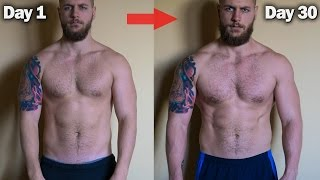 300 Push Ups a Day for a Month CHALLENGE - Results