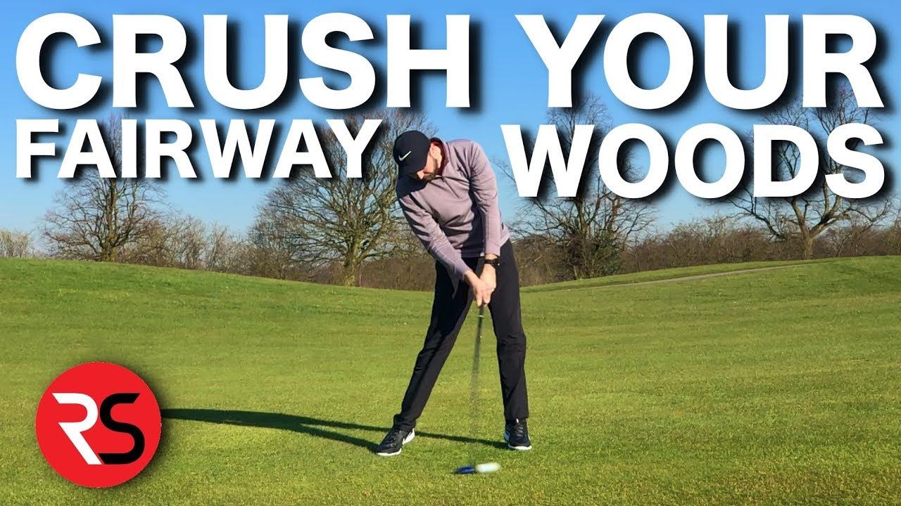CRUSH YOUR 3 WOOD FROM THE FAIRWAY EVERY TIME!