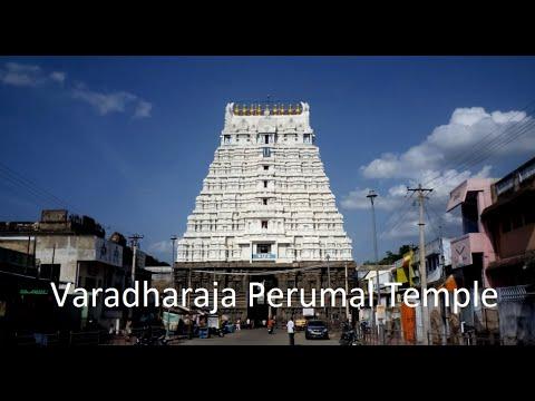 KANCHIPURAM TEMPLE Varadharaja Perumal Temple