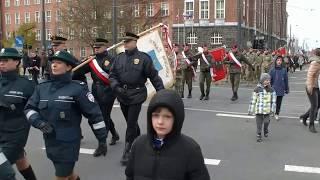 OLSZTYN24: Obchody Święta Niepodległości 2017 w Olsztynie