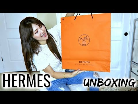 🍊HERMES UNBOXING!!!! ANOTHER BIRKIN? OR KELLY? 🤔😉