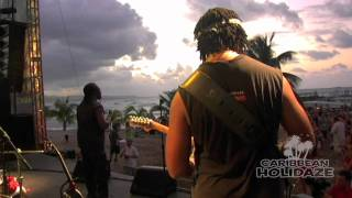 Toots and the Maytals 'pressure drop' in Jamaica Live