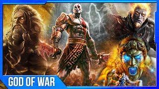 God of War - Rammstein - Mein Herz Brennt - Tribute Amazing - GMV