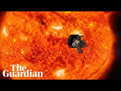 How NASA's Parker solar probe is preparing for an encounter with the sun