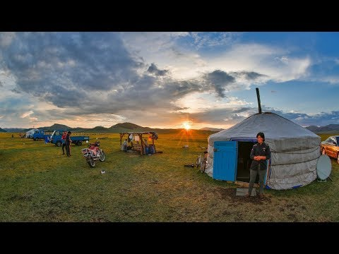 Falling in love in Peace Corps Mongolia - Episode #006