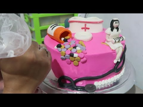Doctor's Toys - How to Make Birthday Cake Toys for Kids