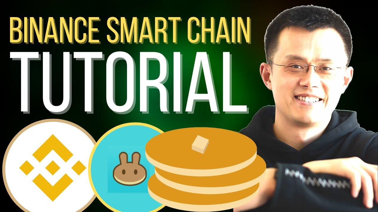 Download Introduction Binance Smart Chain (BSC) & PancakeSwap (CAKE) Tutorial
