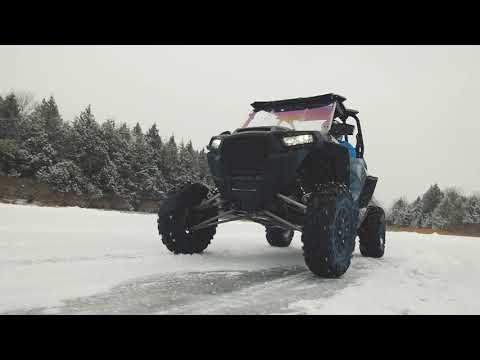 Polaris RZR Winter Experience