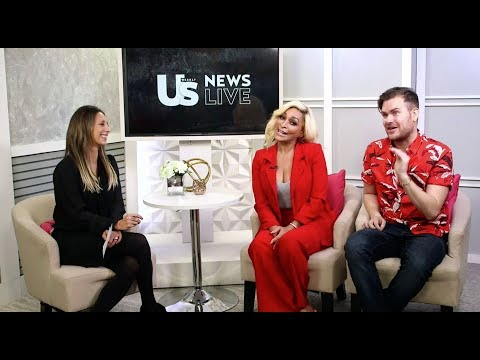 Karen Huger | The Real Housewives of Potomac sits with Us Weekly News Live 3/30/2018
