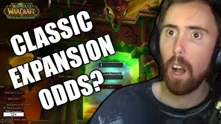 Asmongold Talks About Playing Bfa Vs. Classic Andamp A Possible Classic Expansion