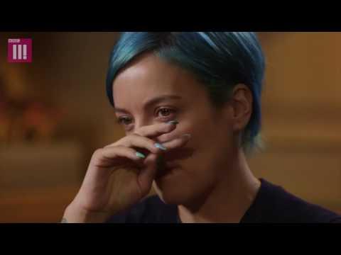Lily Allen Extended Interview Stalker's Death Threats