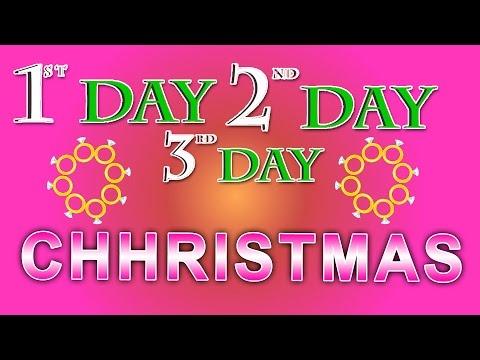 12 dias de Natal | Canção natal para miúdos | Kids Song | Babies Music | 12 days of Christmas