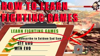 How to Learn Figнting Games