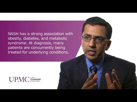Managing Non-Alcoholic Steatohepatitis | UPMC