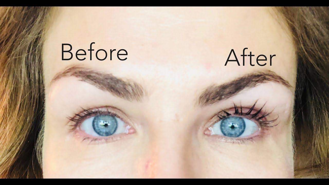 Diy Lash Lift How To Perm Your Lashes From Home