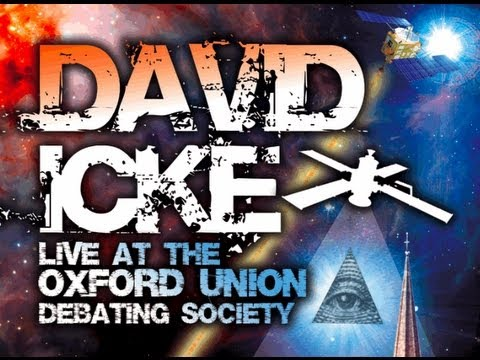 MIND CONTROL AND THE NEW WORLD ORDER: David Icke LIVE at Oxford - 2-HOUR MOVIE