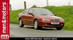 Rover 600 Overview - Used Car Advice