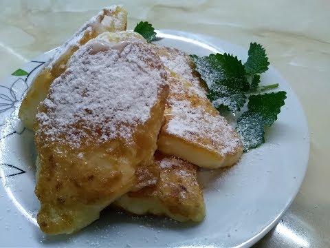 Чудо блюдо! Рецепт простого завтрака!