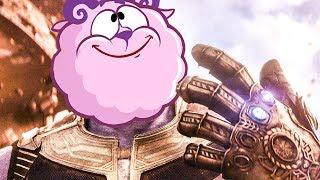 Мстители 3: Smeshariki Edition ( Пародия на трейлер Мстители 3: Война Бесконечности )